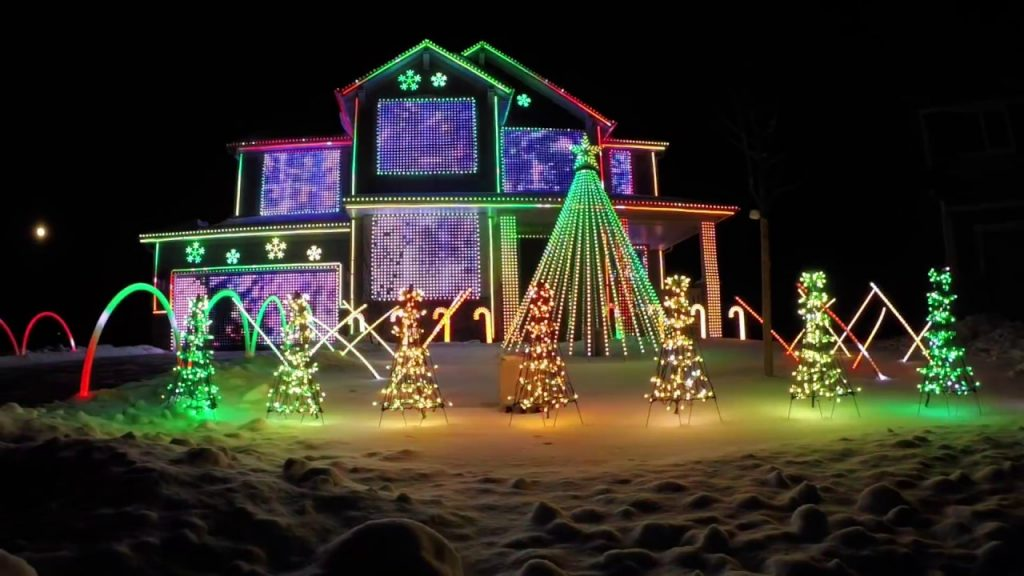 Christmas Light Shows Near Me.Best Christmas Light Shows In Contra Costa County Rick