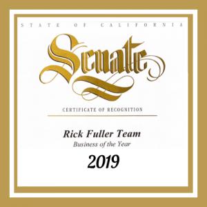 Senate Award